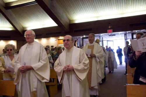 2011 50TH ANNIV CLOSING MASS-1
