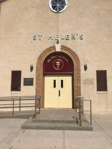 ST HELEN CHURCH FR. DOOLEY HALL 025